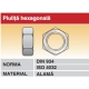 Piulita hexgonala DIN934 ISO4032 alama
